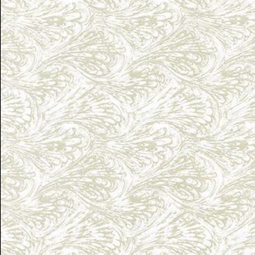 Jaapani paber PEACOCK 80 g/m² 79 x 54 cm - Valge/pärlmutter