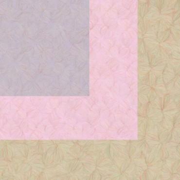 Jaapani paber AJISAI 100 g/m² 21 x 29,7 cm (A4) 10 lehte - ERINEVAD TOONID