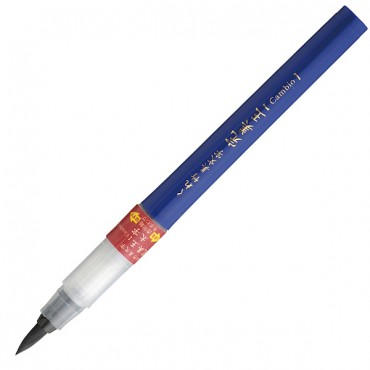 Brush pen BIMOJI CAMBIO Large - Black