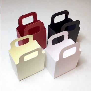 Box BAG 5 x 7,5 x 8 cm - DIFFERENT COLORS