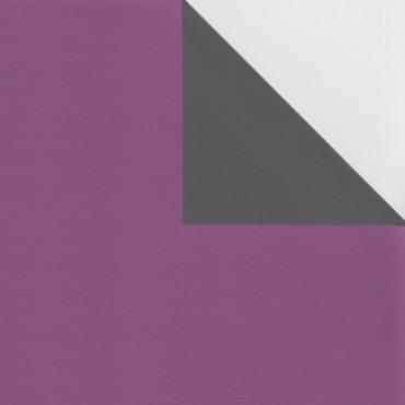 Origami paper JUNG 70 gsm 15 x 15 cm 24+1 Sheets - Lila-grey