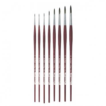 Brush COLLEGE 8730 Oil-acrylik round