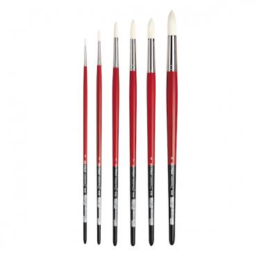 Brush MAESTRO 2 5723 Bristle artist brush, round