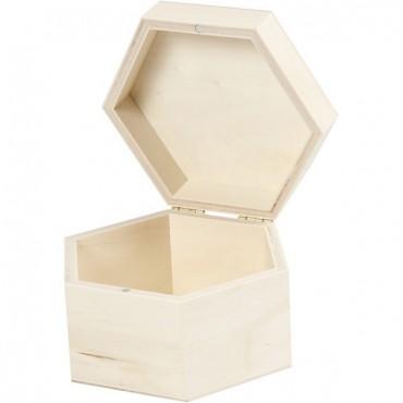 Box TREASURE CHEST 12 x 7