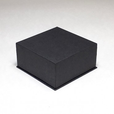 Box 8 x 8 x 4 cm - Black