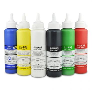 Acryl STUDIO 250 ml - DIFFERENT COLORS