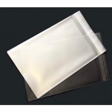 Polypropylene bag 22,5 x 31,5 cm self seal 500 Pcs.