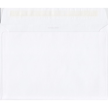 Envelope SCANDIA C5 16,2 x 22,9 cm 120 gsm 25 Pcs. - White