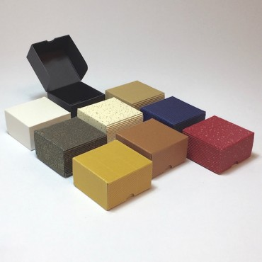 Gift Box 7 x 7 x 4 cm - DIFFERENT COLORS