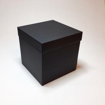 Gift Box 20 x 20 x 20 cm - Black