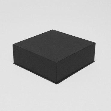 Box 11 x 11 x 4 cm - Black