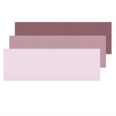 Blanc card KEAYKOLOUR 9,9 x 15 cm (9,9 x 30 cm) 300gsm 10 Pcs. - DIFFERENT COLORS