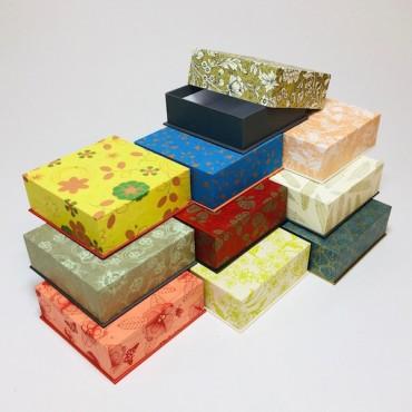 Box 11 x 11 x 4 cm - DIFFERENT VARIATIONS