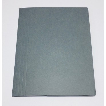 Archival folder 330 gsm 24 x 31 x 4 cm - Grey