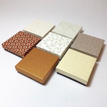 Box 1010 10 x 10 x 3 cm - DIFFERENT DESIGNS