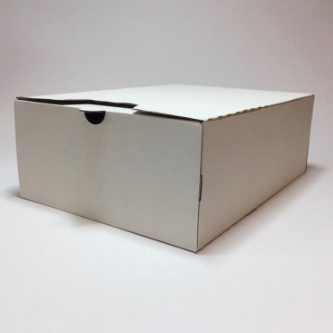 Box from corrugated cardboard 1,5 mm 26 x 36 x 13 cm