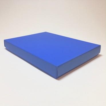 Gift Box 30 x 40 x 5 cm - Blue