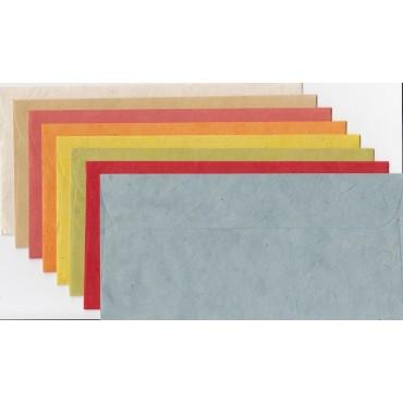 Envelope THP C65 11 x 22 cm 10 Pieces - DIFFERENT VARIATIONS