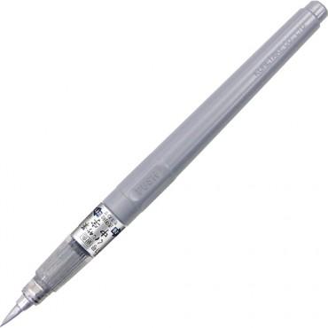 Brush pen CHUJI (No. 61) - Silver