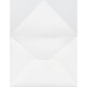 Envelope HM155 13 x 18 cm 155 gsm 10 pcs. - White