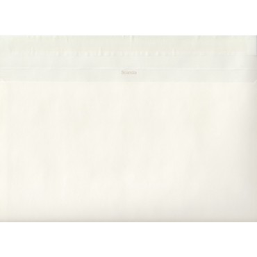 Envelope Scandia C4 23 x 32,5 cm 120 gsm 20 pcs. - Ivory