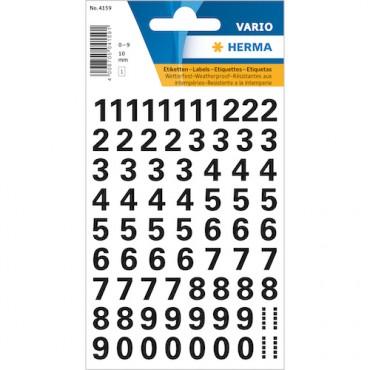 Labels DECORATIVE 8 x 12 cm 1 sheet - 4159
