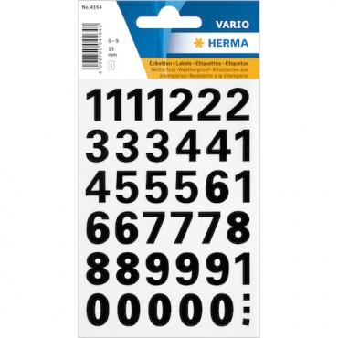 Labels DECORATIVE 8 x 12 cm 1 sheet - 4164