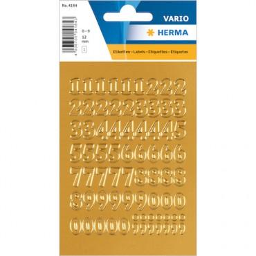 Labels DECORATIVE 8 x 12 cm 1 sheet - 4184
