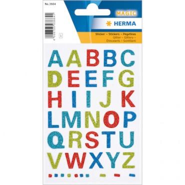 Labels DECORATIVE 8 x 12 cm 1 sheet - 3664