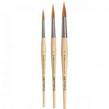 Brush DARTANA-SPIN 188 synthetic fibre