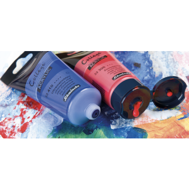 Acryl colour COLLEGE 200 ml - DIFFERENT COLORS