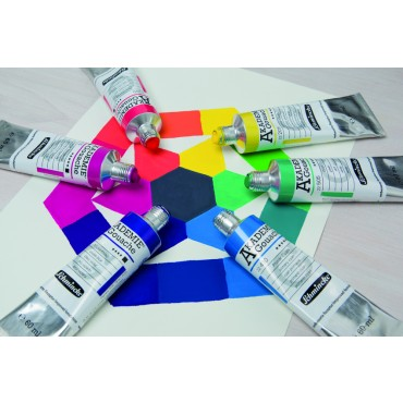Gouache colour AKADEMIE 60 ml - DIFFERENT COLORS