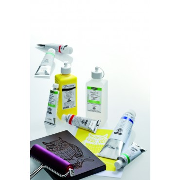 Linol colour aqua LINOPRINT 250 ml - DIFFERENT COLORS