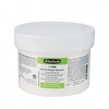 Acrylic special painting gel 300 ml