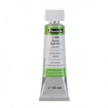 Acrylic soft gel, glossy 60 ml