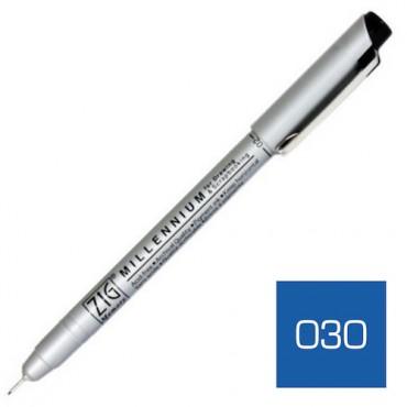 Sketching pen MILLENNIUM 30 - Pure Blue