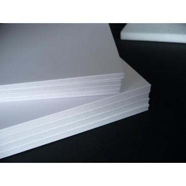 Airplac Premier 5 mm 497 gsm 35 x 50 cm 5 pcs. - White