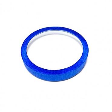 Box  ROUND Ø 20,5 x 3 cm - Blue