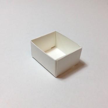Archive box ARCHEOLOGY 4,1 x 5,4 x 2,7 cm 350g 50 pcs. - Valge