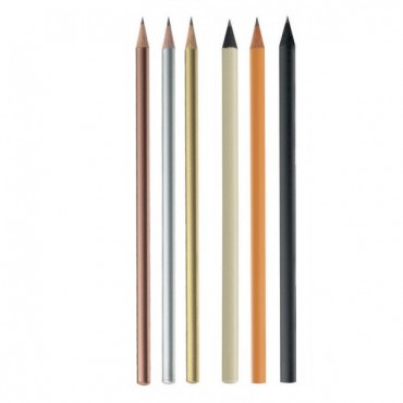 Pencil COLORED HB Cedar wood - DIFFERENT COLORS