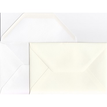 Envelopes ROSSI MEDIOEVALIS 12 x 18 cm 100 pcs - DIFFERENT COLORS