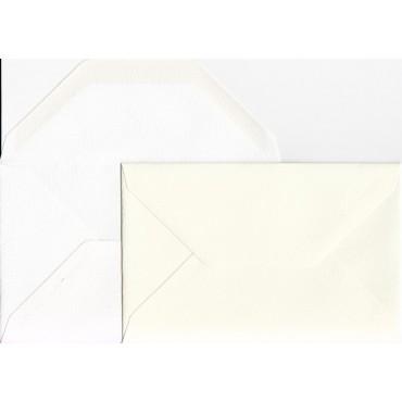 Envelopes ROSSI MEDIOEVALIS 9 x 14 cm 10 pcs - DIFFERENT COLORS