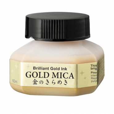 Ink KURETAKE GOLD MICA 60 ml - Gold