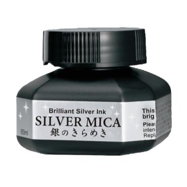 Ink KURETAKE SILVER MICA 60 ml - Silver