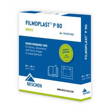 Archival tape filmoplast P90  2 cm x 50 m - Opaque