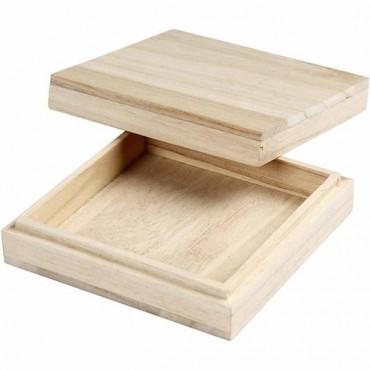Box 10 x 10 x 3 cm