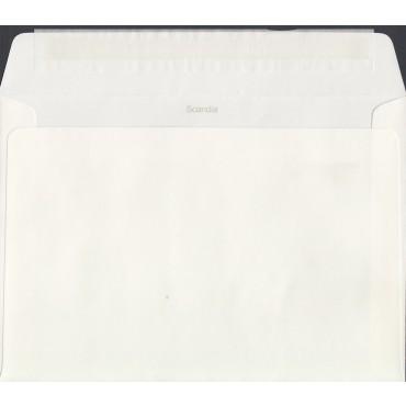 Envelope SCANDIA C5 16,2 x 22,9 cm 120 gsm 20 Pcs - Ivory