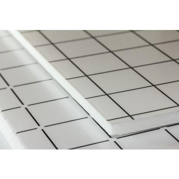 Airplac Premier Alliance 5 mm 750 g/m² 35 x 50 cm - White/adhesive