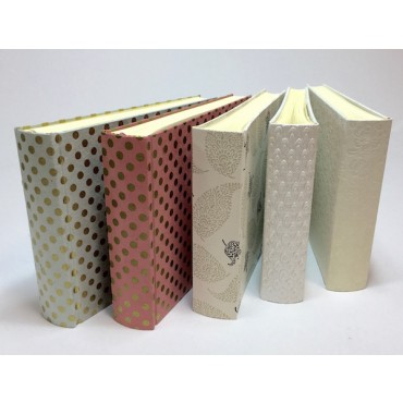 Hand made album 15,5 x 21,5 cm 30 Sheets - DIFFERENT VARIATIONS