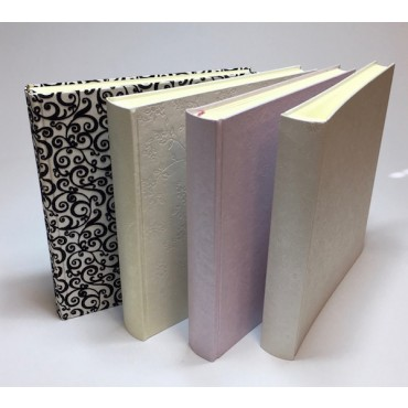 Hand made album 23 x 24,5 cm 30 sheets - DIFFERENT VARIATIONS